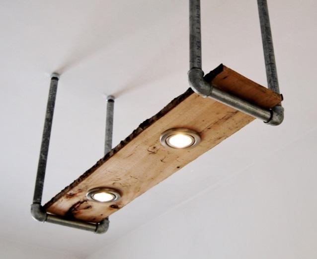 Lampade Con Tubi Idraulici ~ Ispirazione design casa